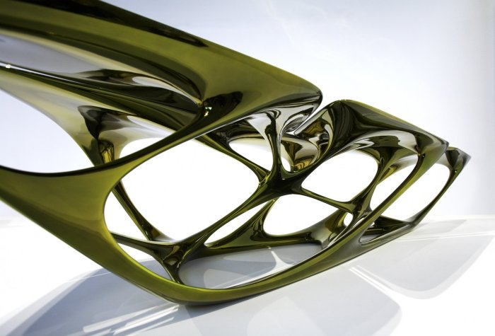 Zaha Hadid: Interior Motives