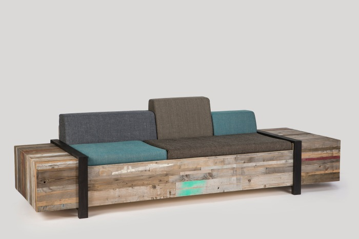 Kyburzmade Altholz Sofa 2